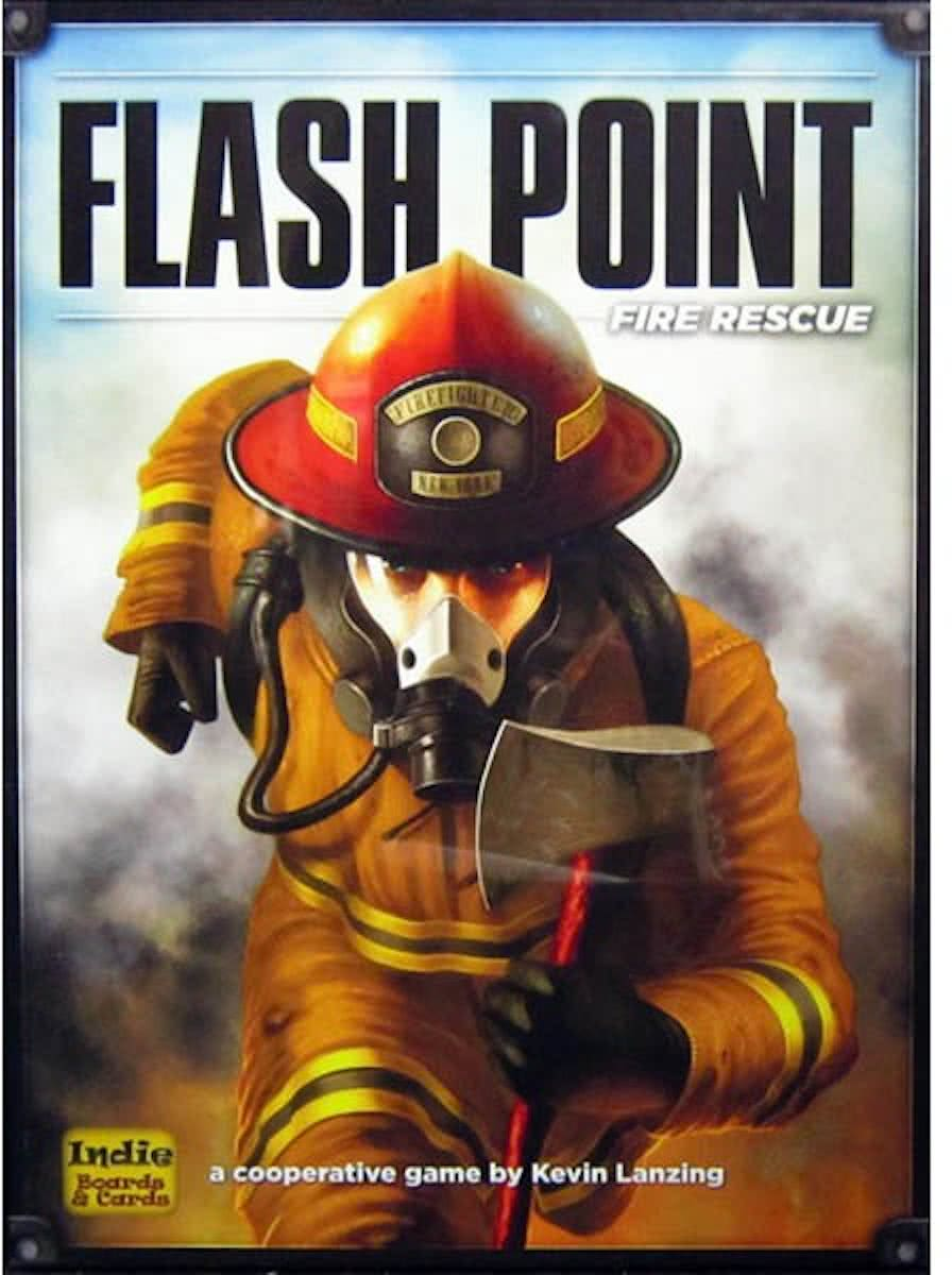 Flash point Fire Rescue 2 edition