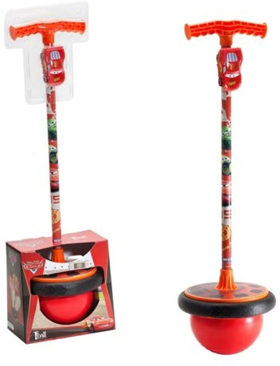 Cars T-Ball Hopper