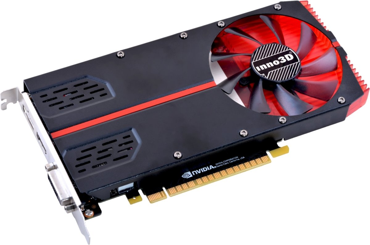 GeForce GTX 1050 (1-Slot Edition)