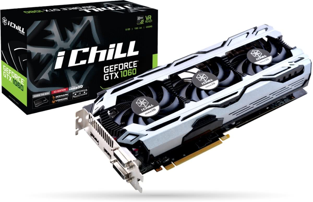 GeForce GTX 1060 6GB X3 V2
