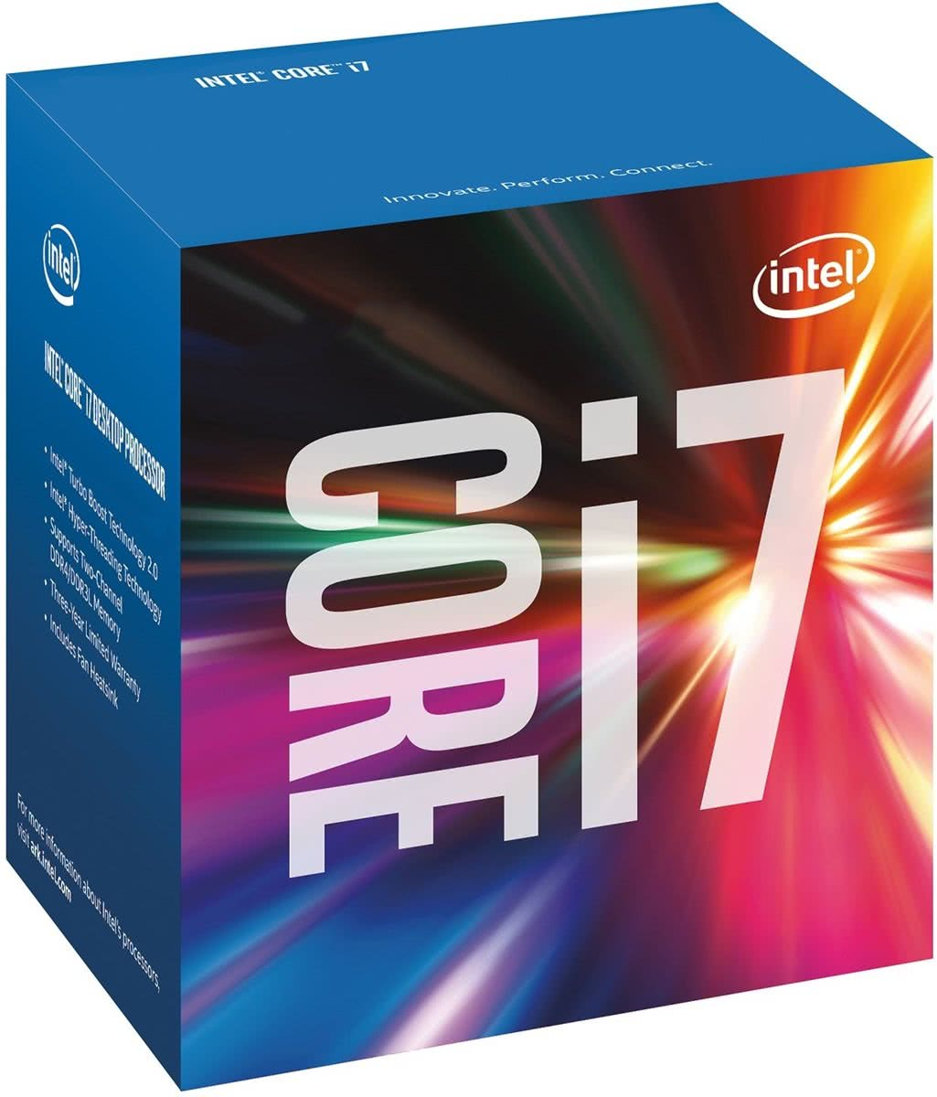 Core ® ™ i7-6850K Processor (15M Cache, up to 3.80 GHz) 3.6GHz 15MB Smart Cache Box processor