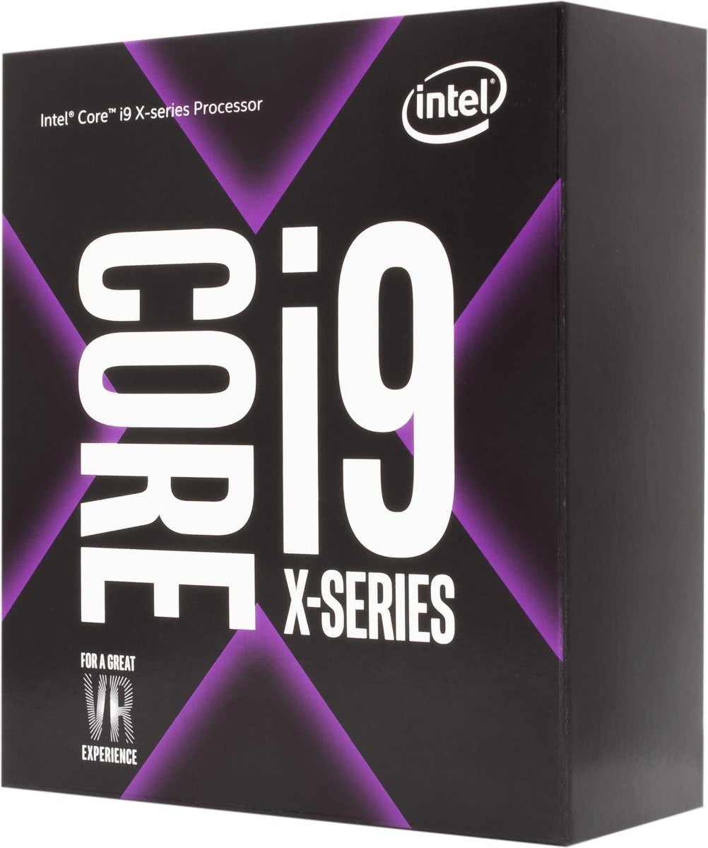 Core ® ™ i9-7960X X-series Processor (22M Cache, up to 4.20 GHz) 2.8GHz 22MB Smart Cache Box processor