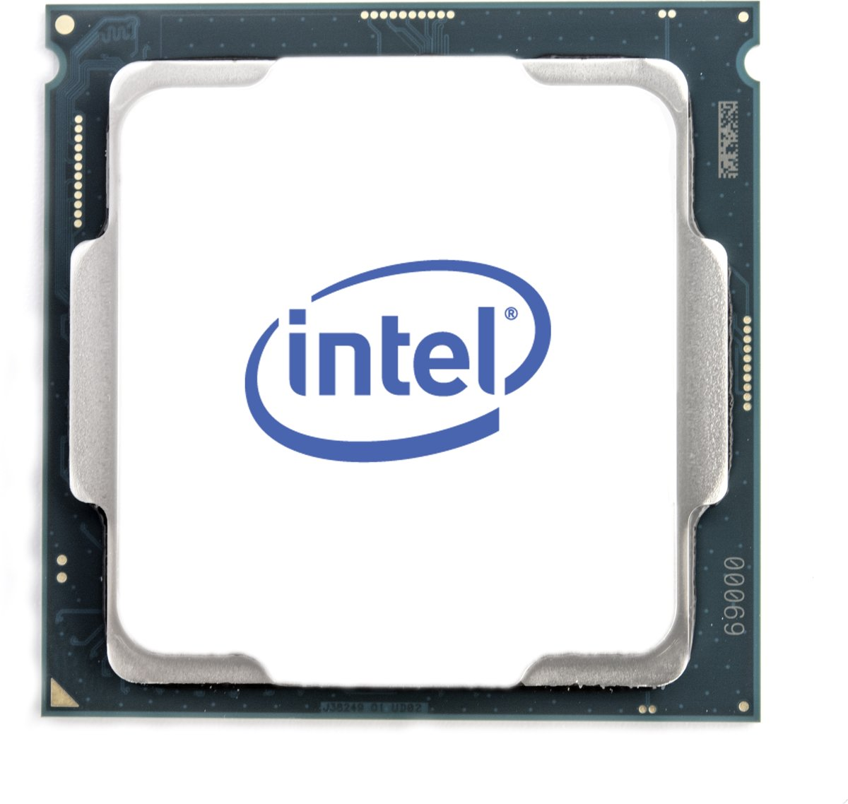Core i5-9400F, 2,9 GHZ (4,1 GHz Turbo Boost)