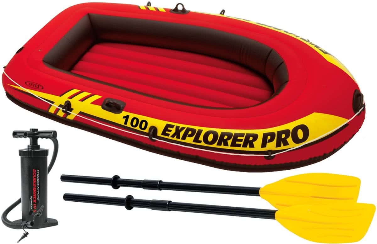 Boot Explorer Pro 100 SET - Intex