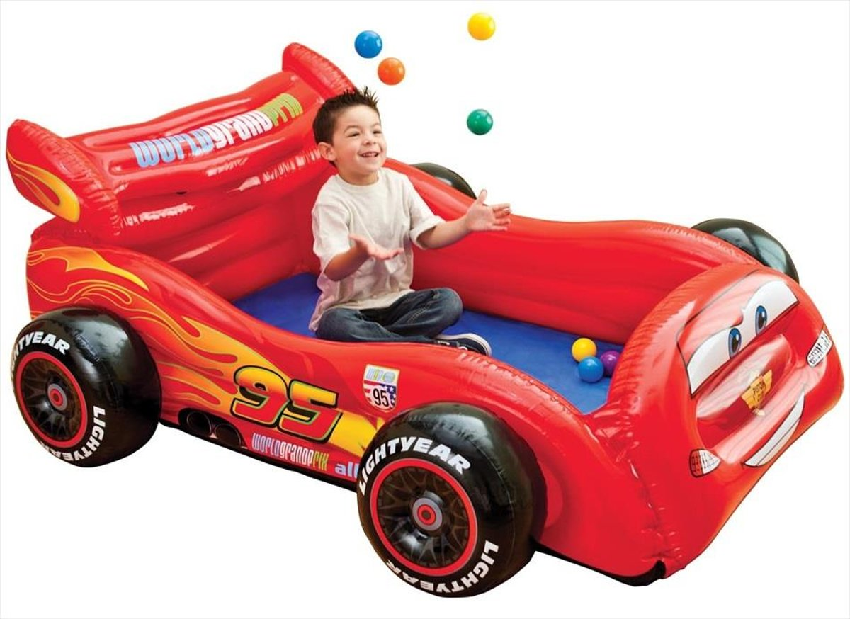 Cars Ball Pit