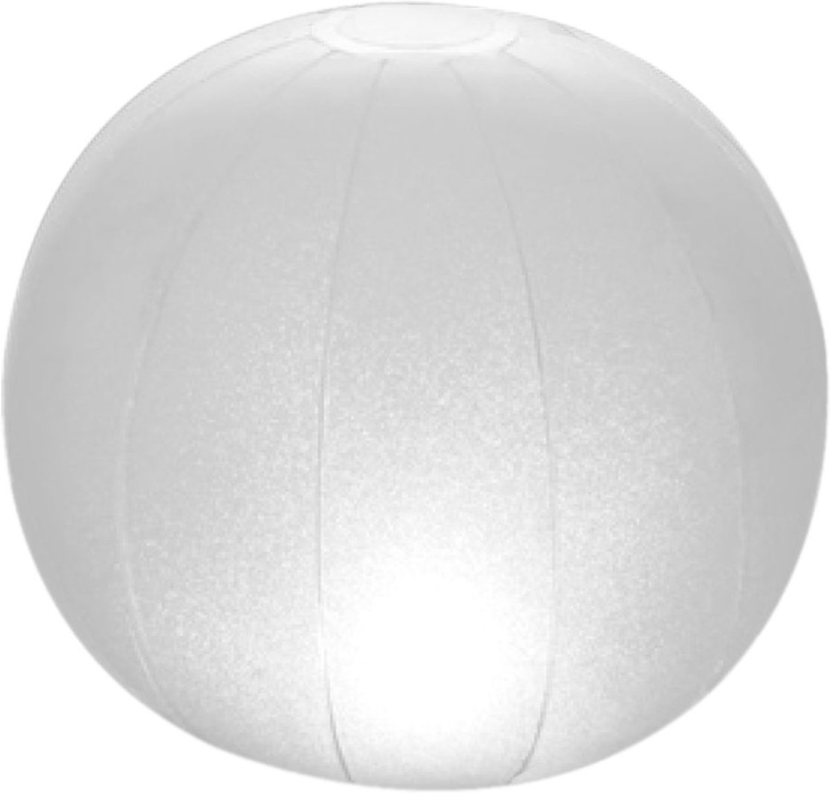 Drijvende led lichtbal / Floating led ball 23cm x 22cm - Intex