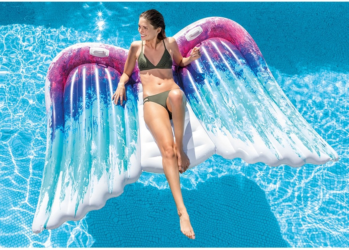Intex Angel Wing Luchtbed