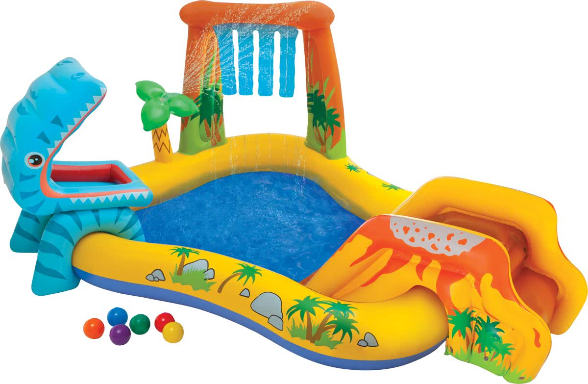 Intex Dinosaur Play Center Zwembad