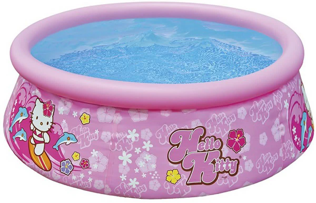 Intex Easy Set Pool Zwembad - 183 x 51 cm - Hello Kitty