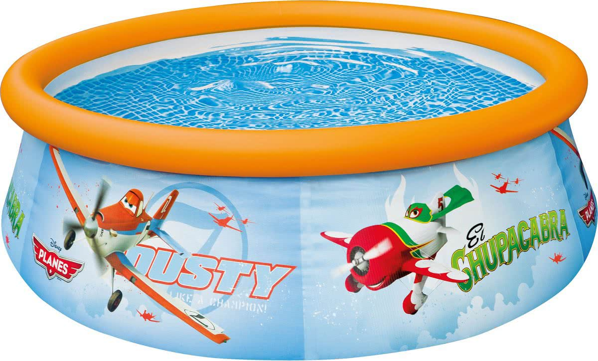 Intex Easy Set Pool Zwembad - 183 x 51 cm - Planes