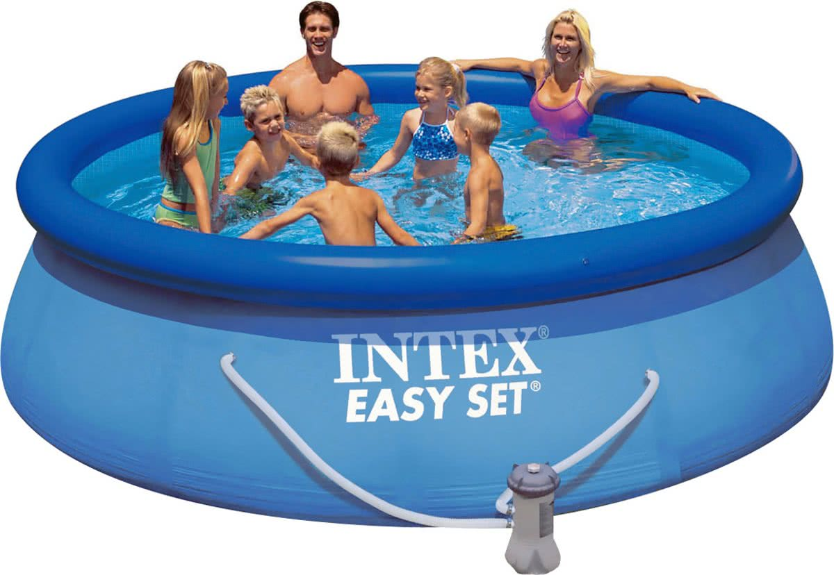 Intex Easy Set Pool Zwembad 366 x 76 cm
