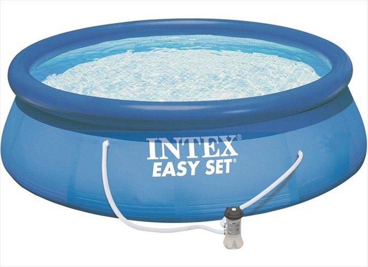 Intex Easy set pool, zwembad 366 x 91 cm