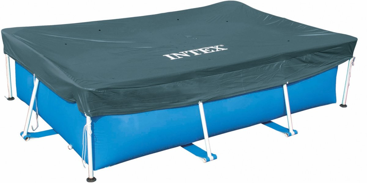 Intex Frame Pool Cover 300x200