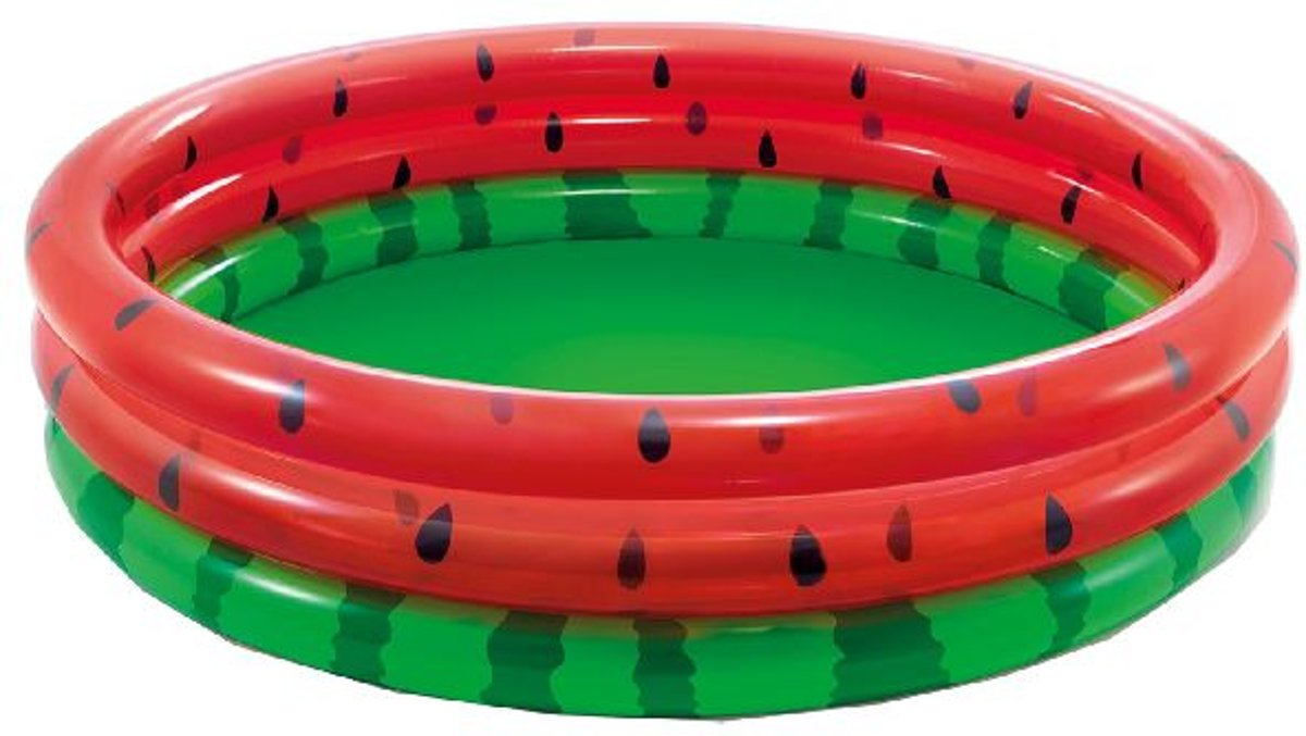 Intex Watermelon Pool 3 rings