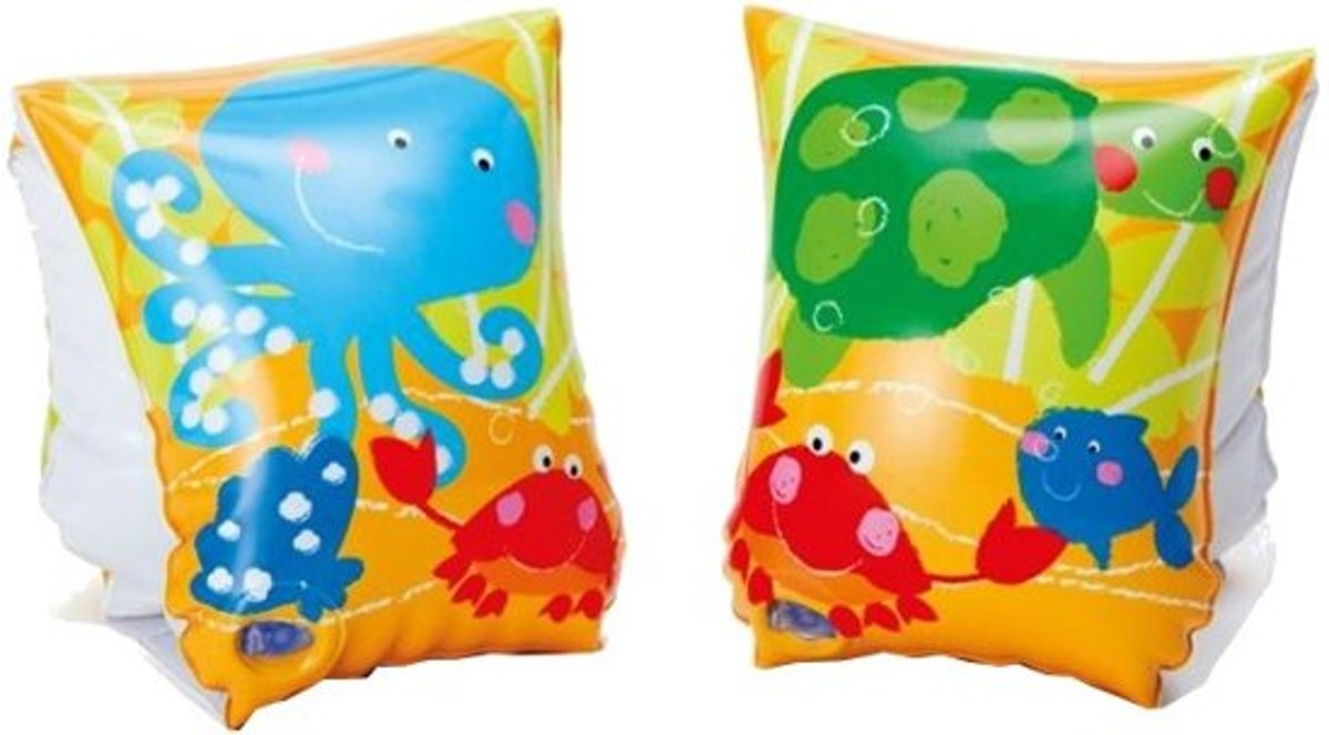 Intex Zwemvleugels Tropical 3-6 Jaar