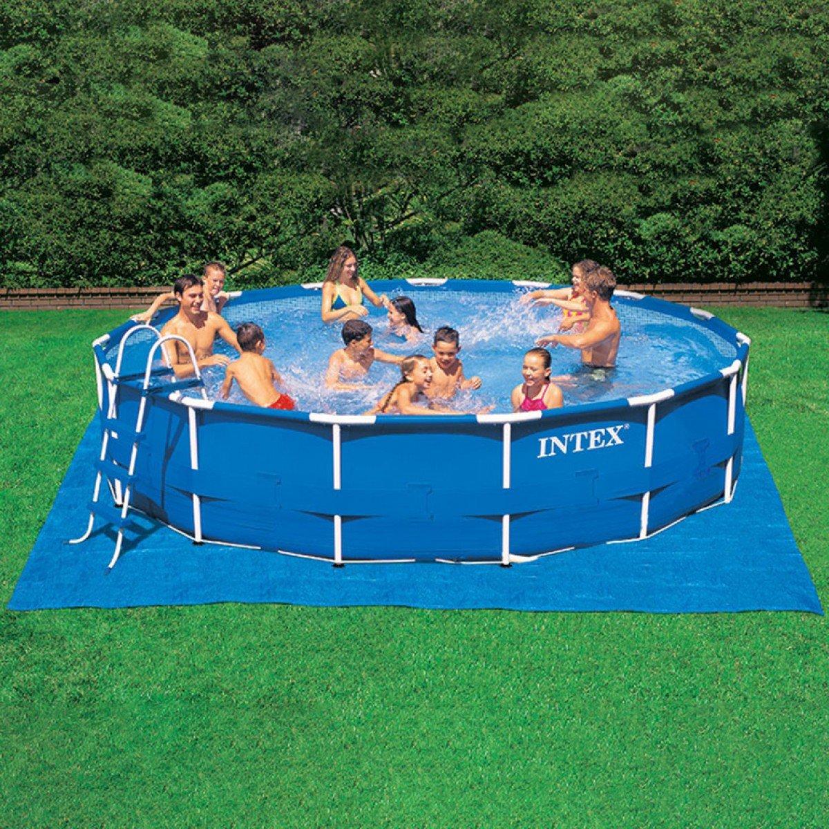 zomer Zwembad grondzeil
