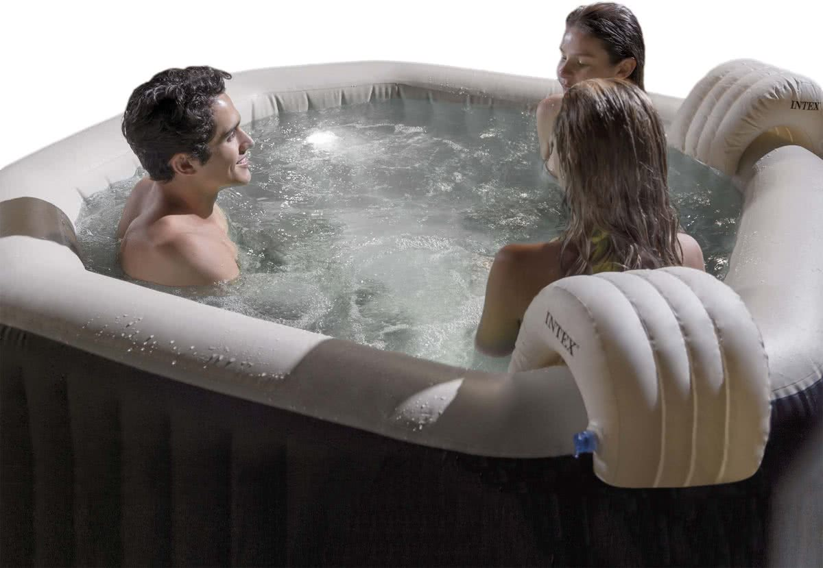Jacuzzi Pure Spa Bubble and Jet