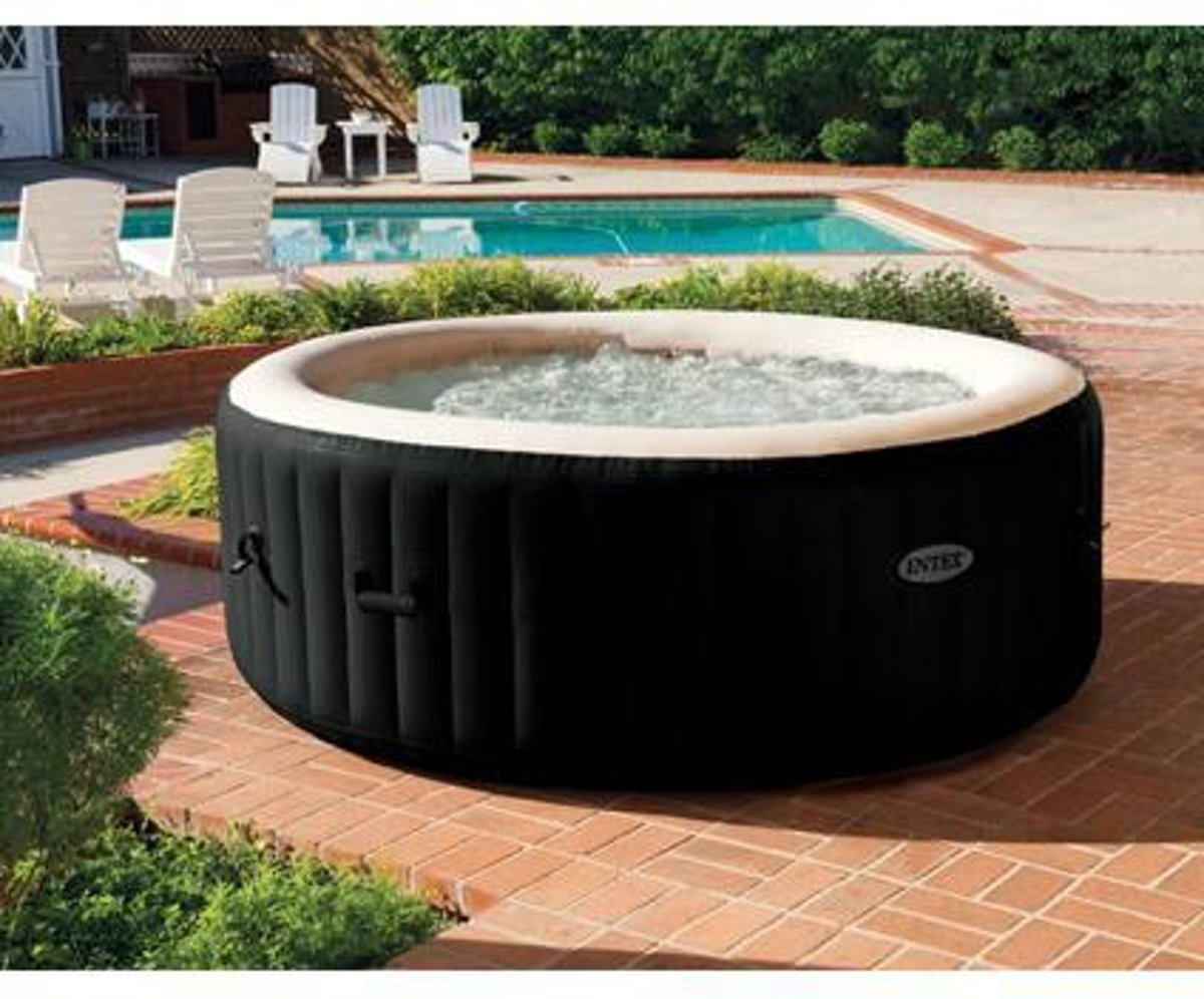 Jacuzzi Pure Spa jet and bubble deluxe Intex