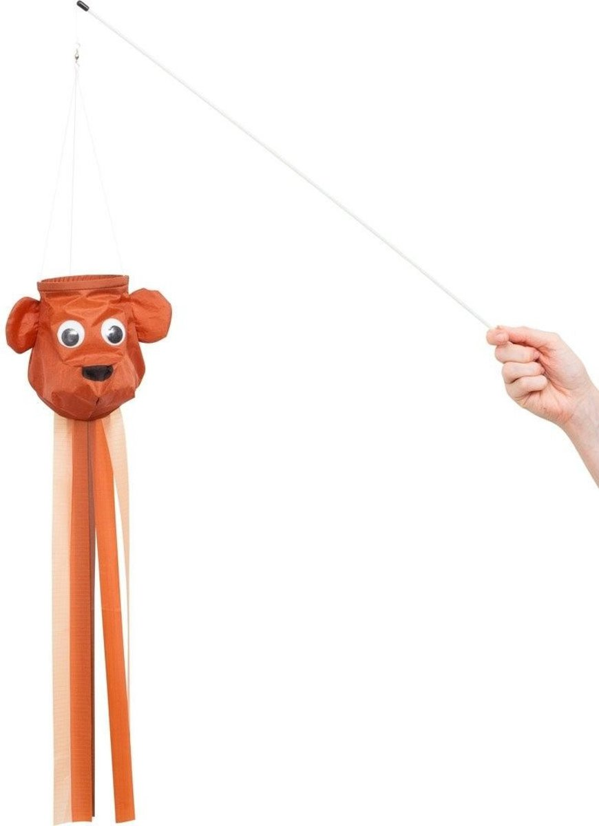 Windsock Little Bear 75 Cm Bruin