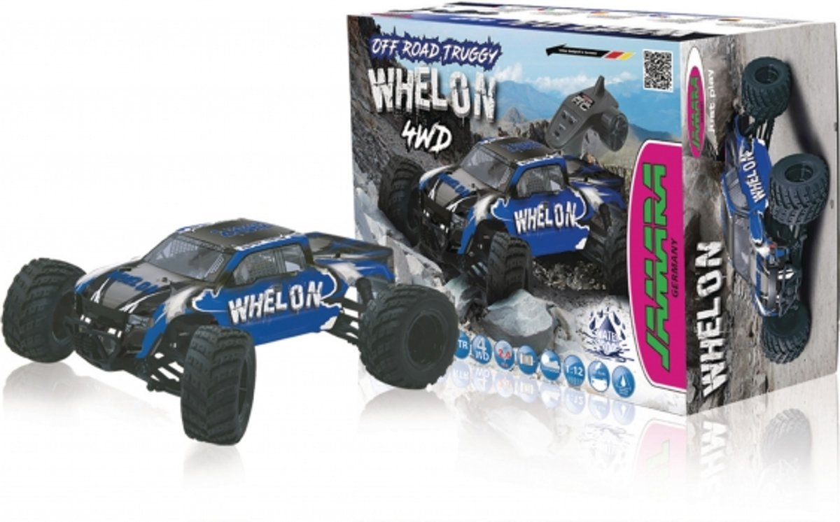 JAMARA Whelon 1:12 4WD LiIon 2,4G