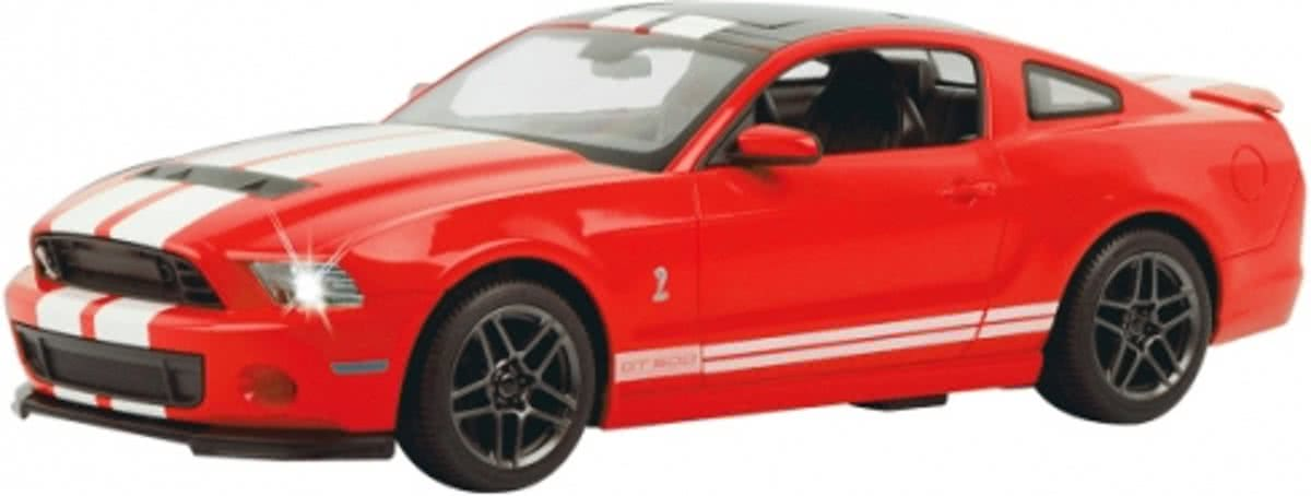 Ford Shelby GT500 - RC Auto - Rood