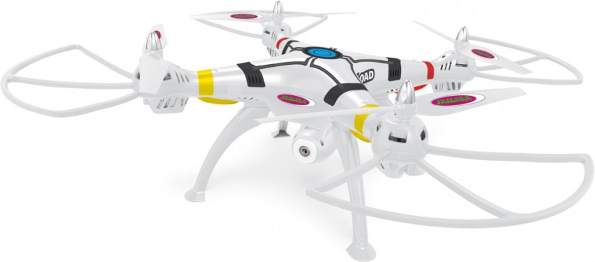 Jamara JAM-422013 R/C Drone Payload Altitude 46 Channel 2.4 GHz Control