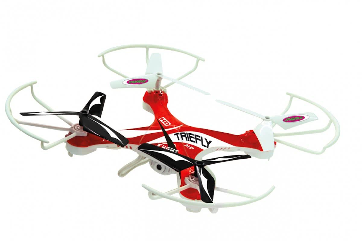 Triefly AHP Quadrocopter met HD Camera