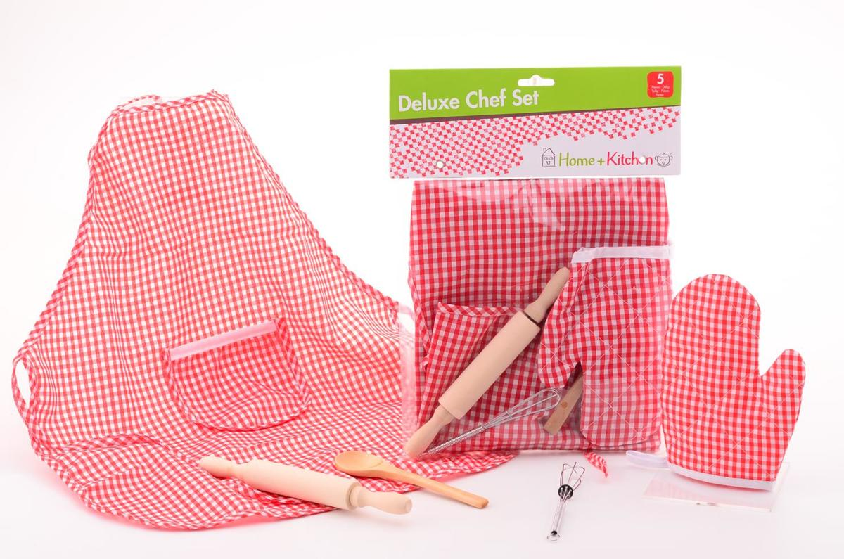 Home and Kitchen chef speelset deluxe