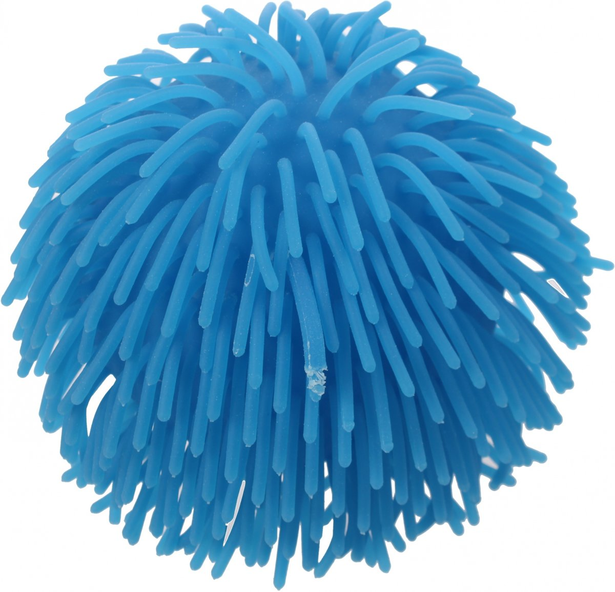 Fluffy Bal Blauw 140 Mm