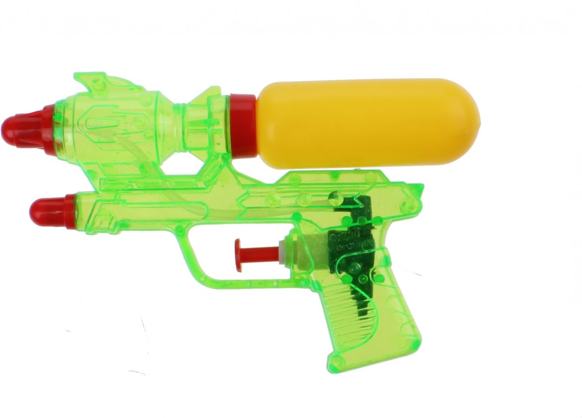 Johntoy Waterpistool Aqua Fun 16 Cm Groen