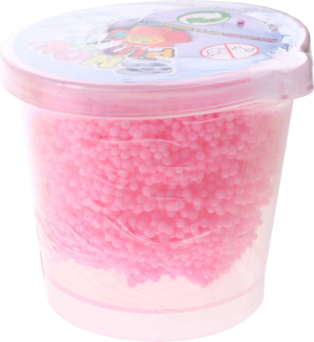 Klei Snow Putty Roze 20 Gram