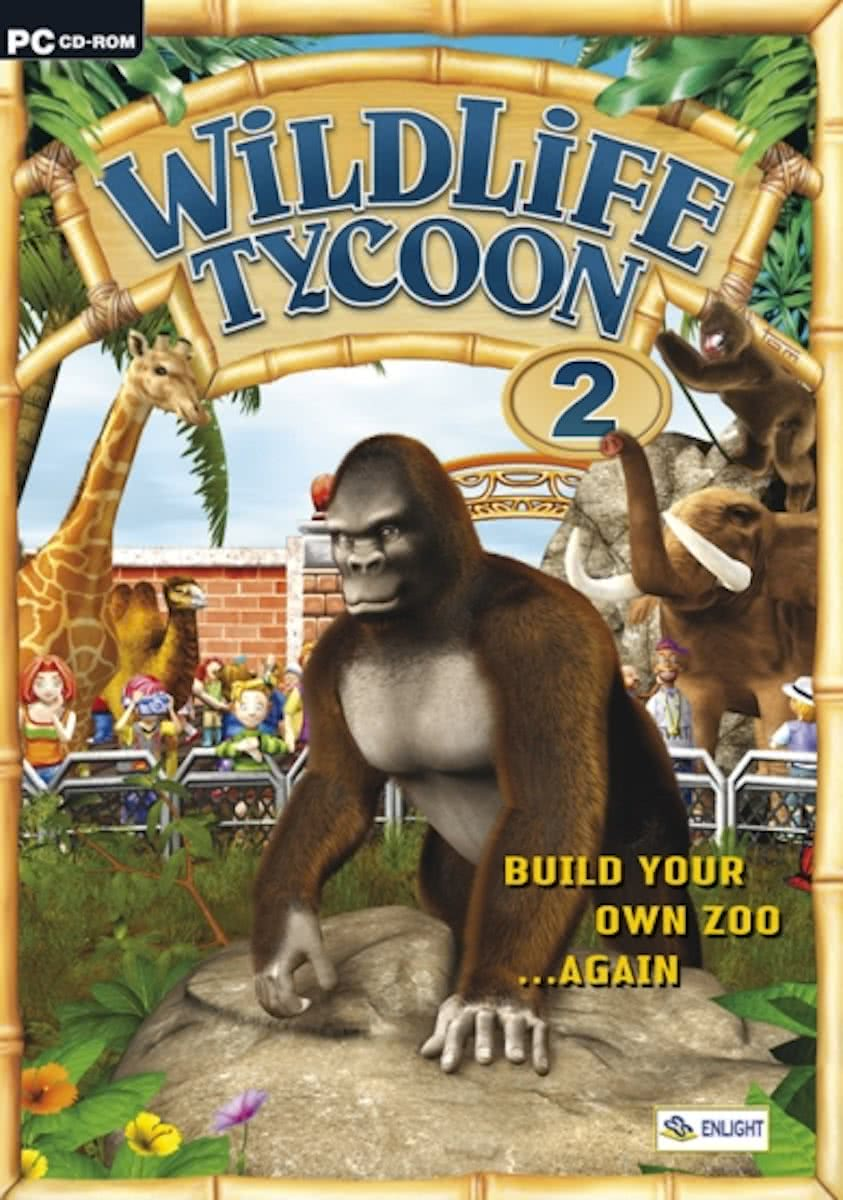 Wildlife Tycoon 2 (zoo Empire) - Windows