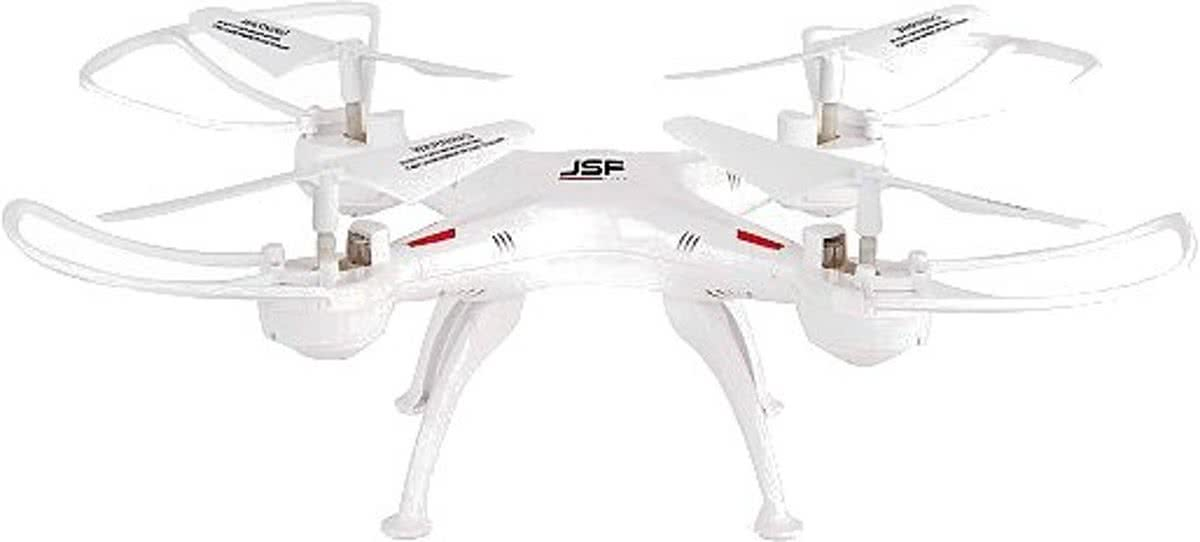 Quadcopter Hawk 4 Wit 28 Cm