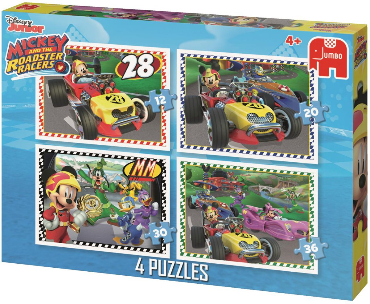 Disney Cars3 Giant Floor Puzzel