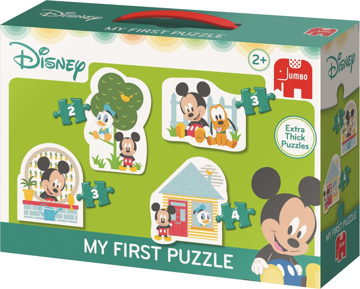 Disney Mickey My First Puzzle