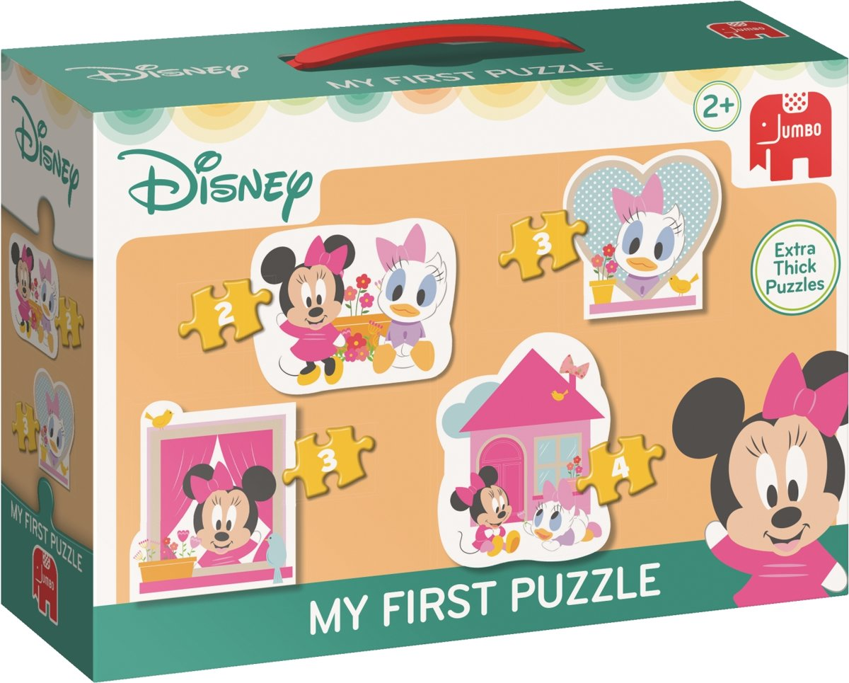Disney Minnie My First Puzzle