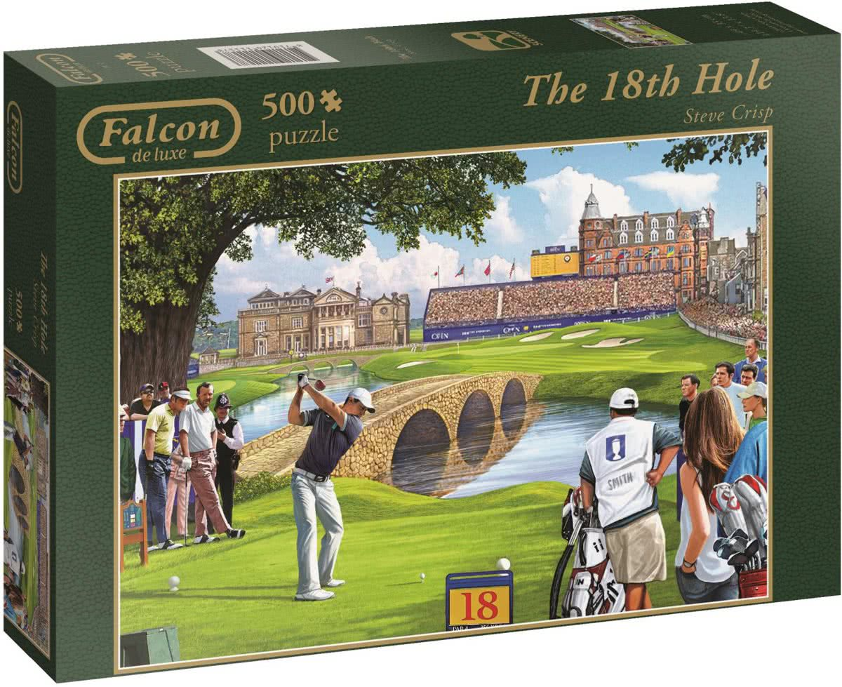 Falcon - The 18th Hole - Puzzel - 500 Stukjes