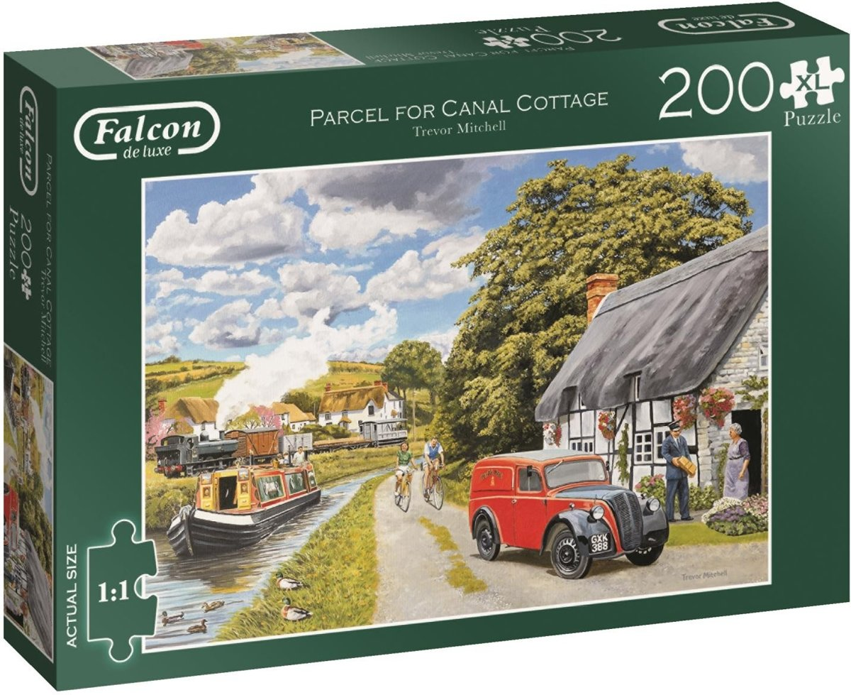 Falcon Canal Cottage 200XL