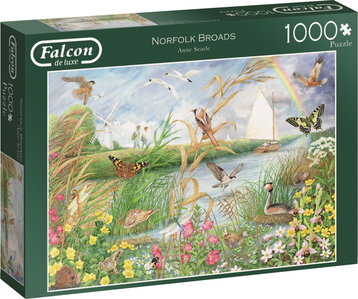 Falcon Norfolk Broads 1000pcs
