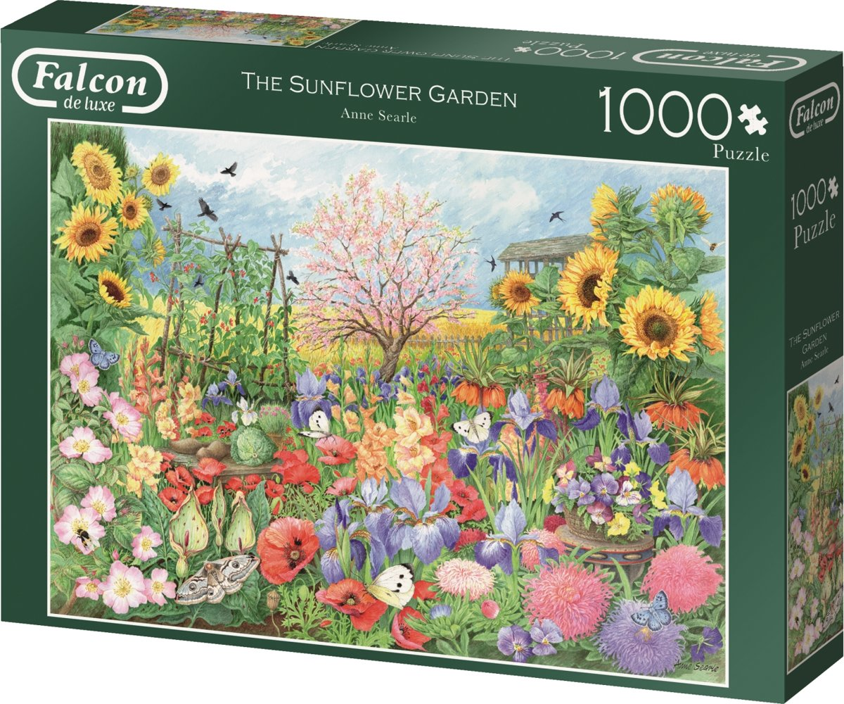 Falcon de luxe The Sunflower Garden 1000 pcs 1000stuk(s)