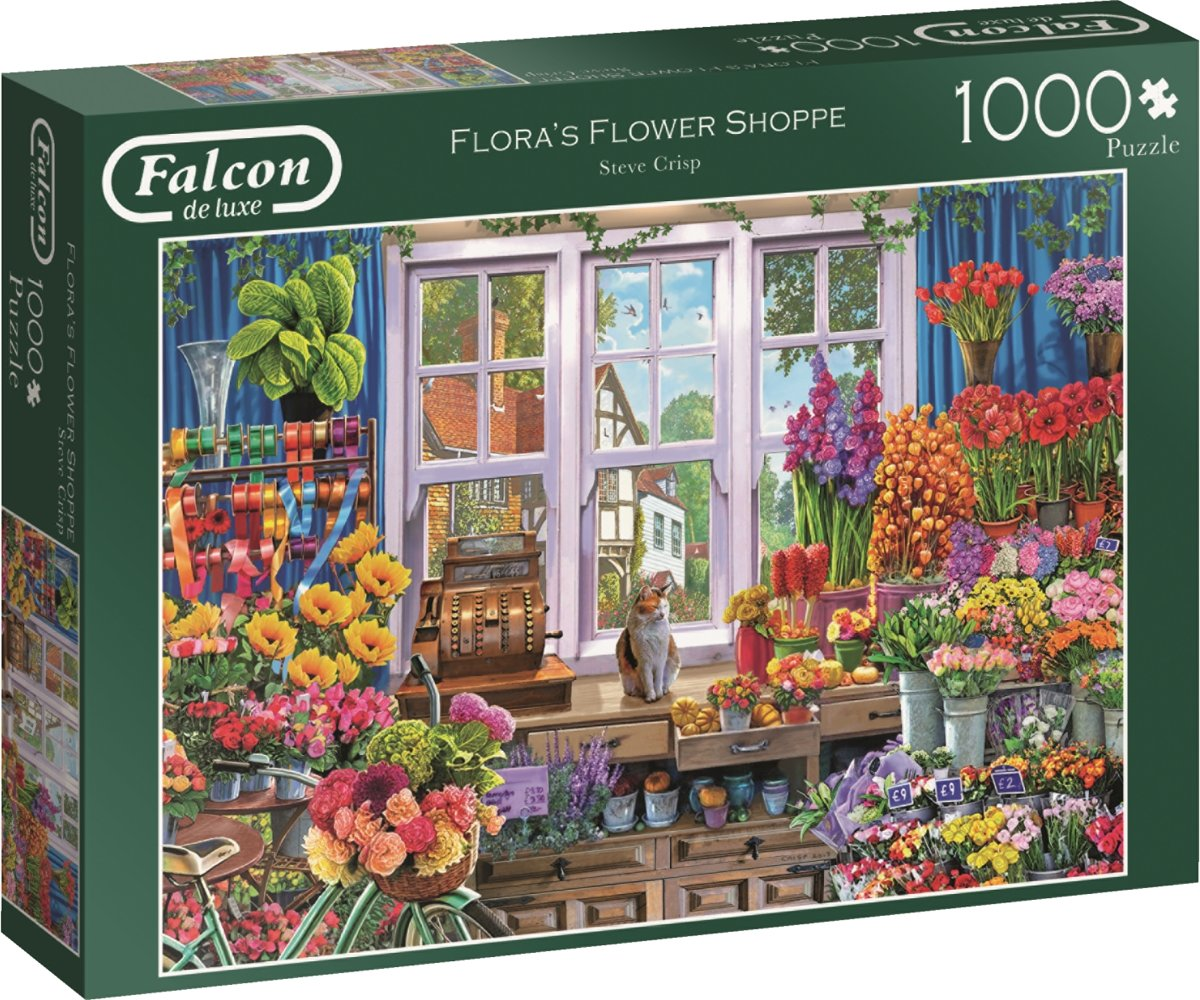 Floras Flower Shoppe 1000pcs