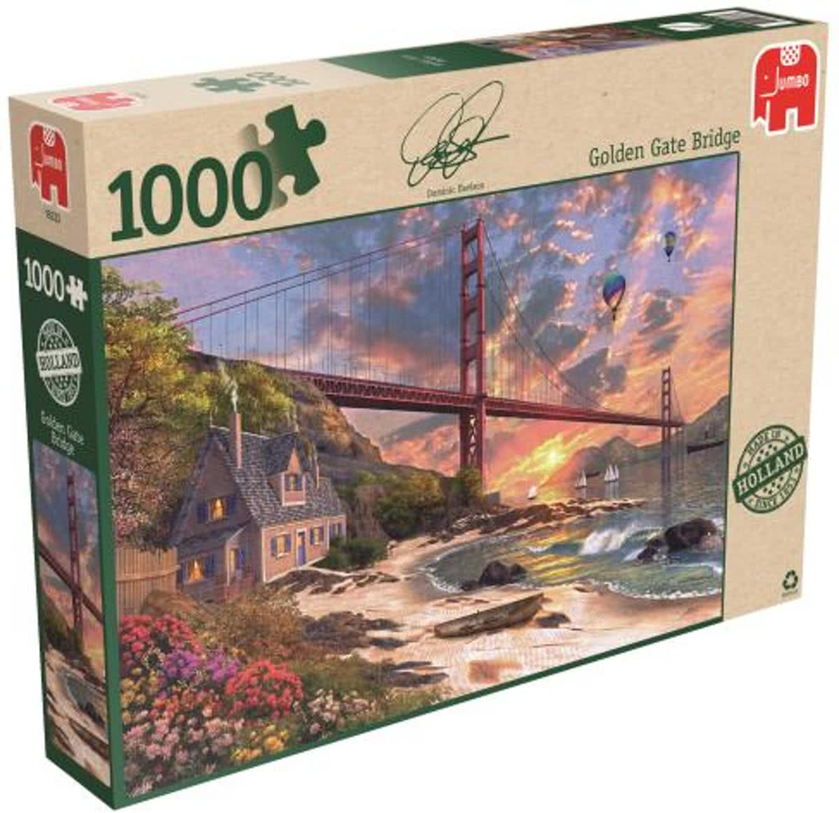 Golden Gate Bridge 1000 stukjes