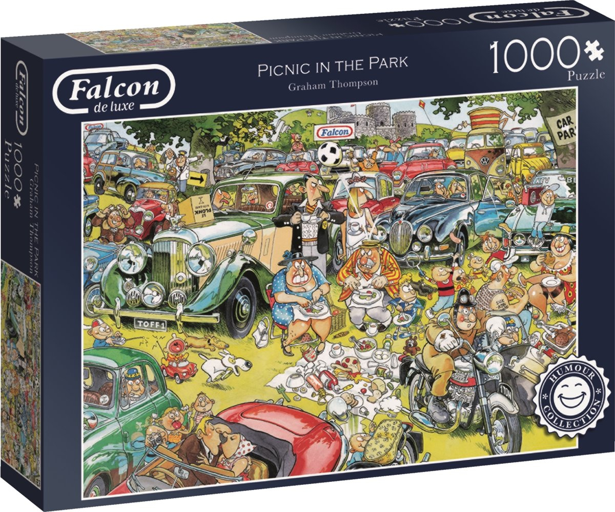 Graham Thompson Picnic 1000pcs