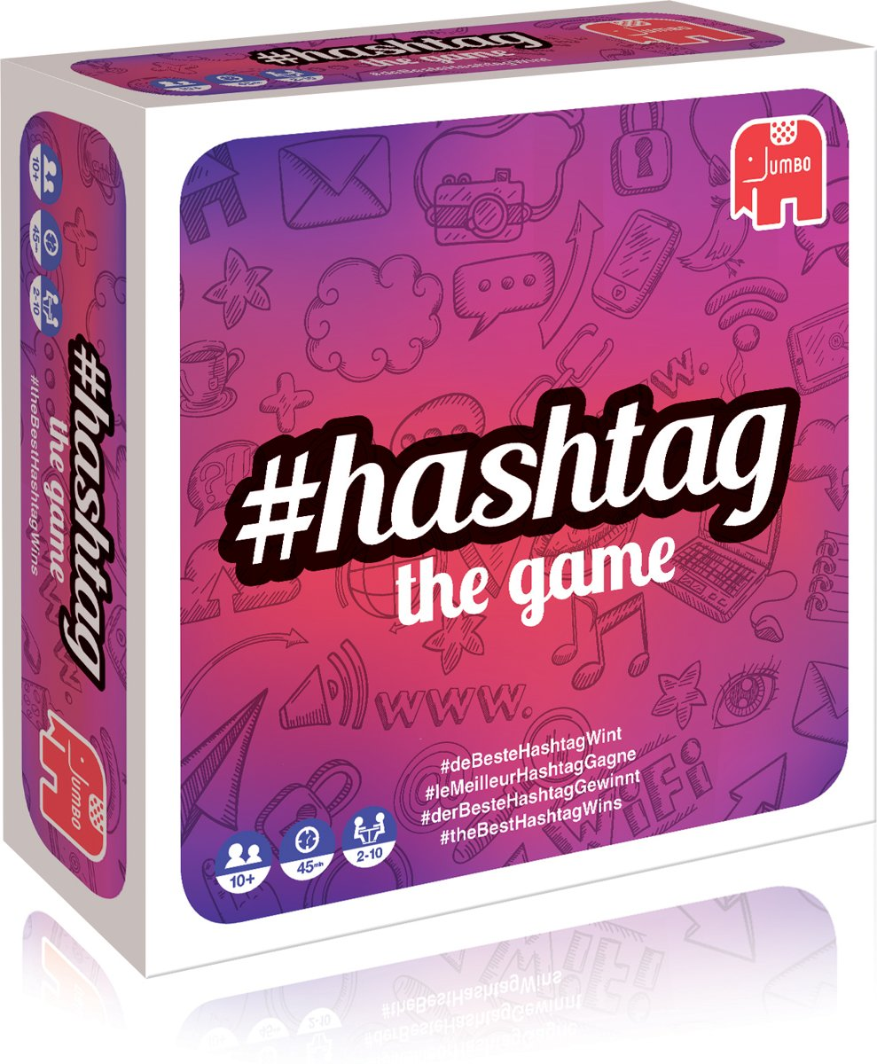 Hashtag The Game Bordspel