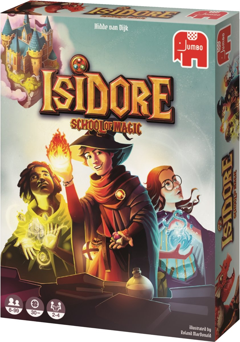 Isidore School of Magic