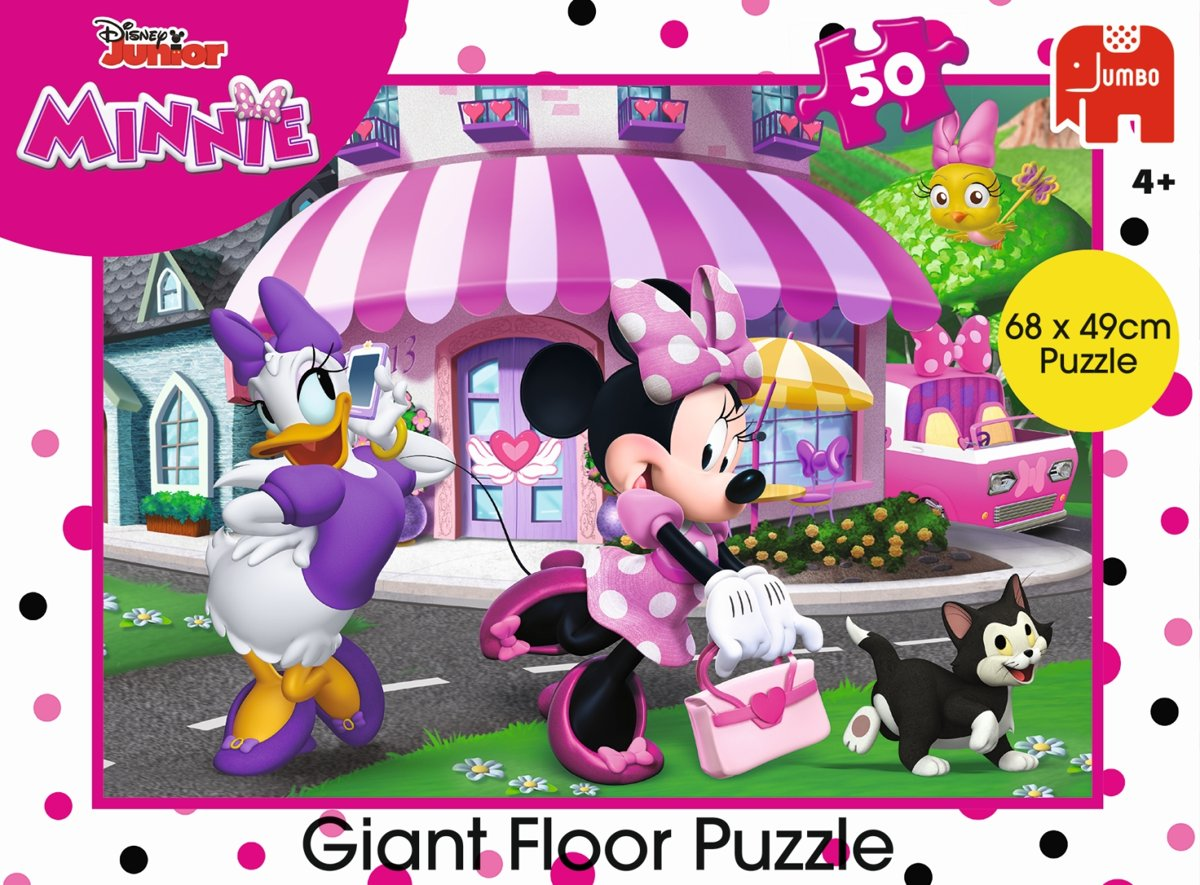 Minnie HH Giant Floor 50pcs