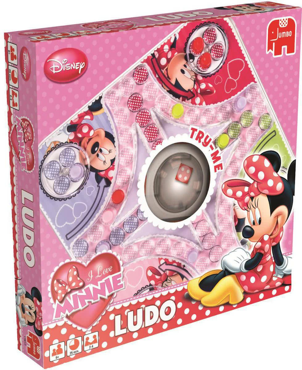 Minnie Pop-It Ludo - Bordspel