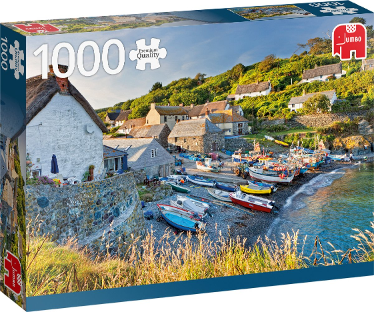 PC Cadgwith Cornwall 1000 pcs