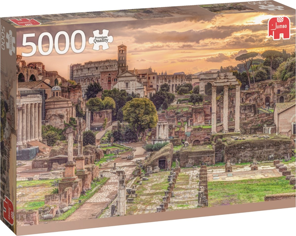 PC Forum Romanum 5000pcs