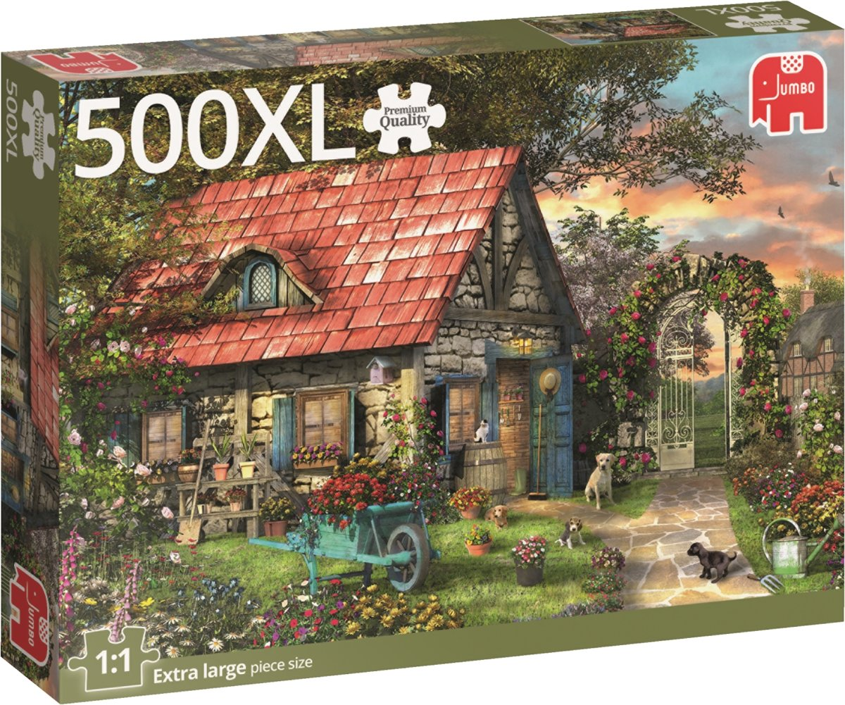 PC Garden Shed 500XL